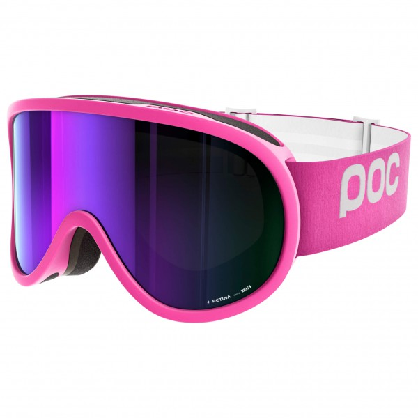 POC - Retina Grey/Purple Mirror - Skibril