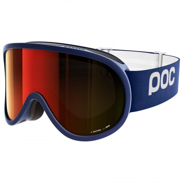 POC - Retina Persimmon/Red Mirror - Skibriller