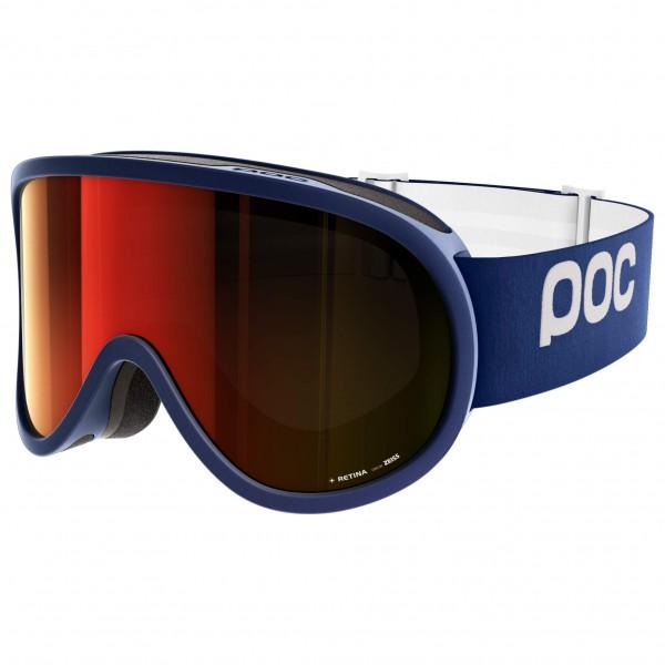 POC - Retina Persimmon/Red Mirror - Masque de ski