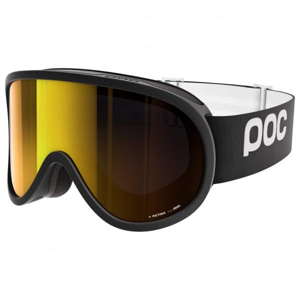 POC - Retina Pink/Gold Mirror - Masque de ski