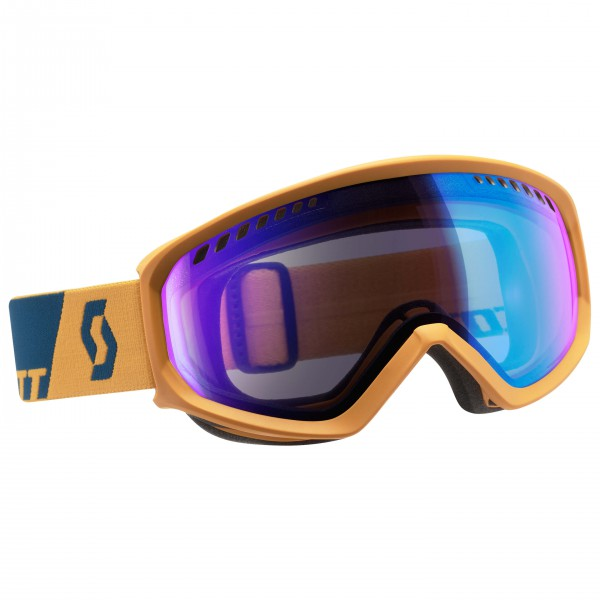 Scott - Goggle Faze Illuminator Blue Chrome