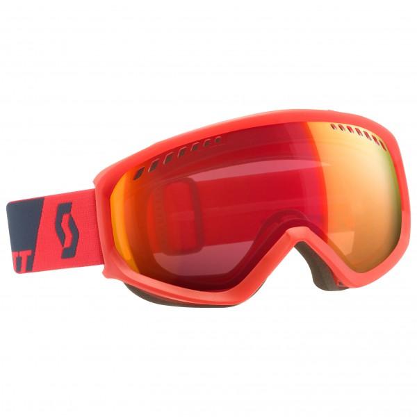 Scott - Goggle Faze Illuminator Red Chrome - Skibrille