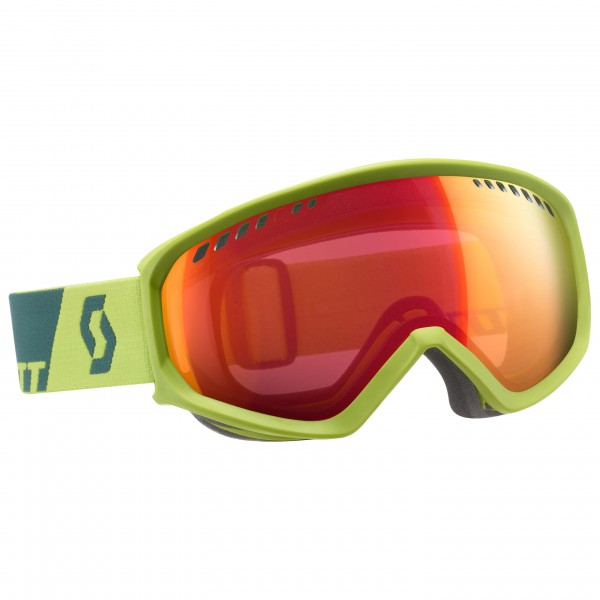 Scott - Goggle Faze Illuminator Red Chrome - Laskettelulasit
