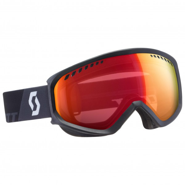 Scott - Goggle Faze Illuminator Red Chrome - Skibril