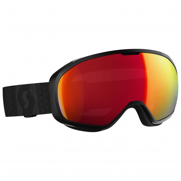 Scott - Goggle Fix Amplifier Red Chrome - Masque de ski