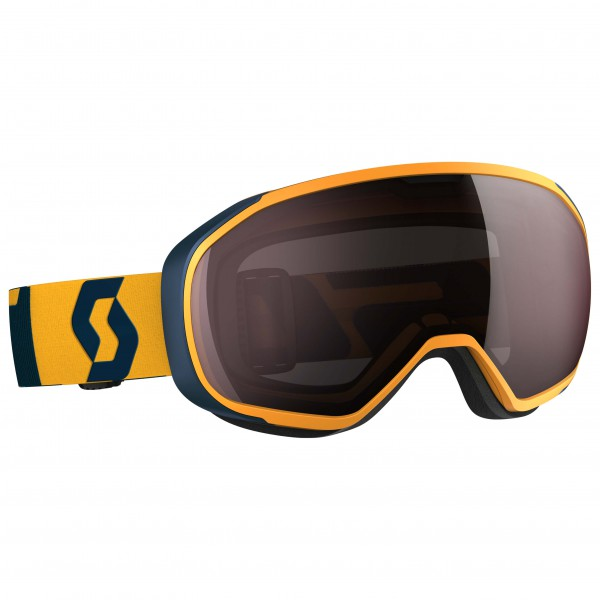 Scott - Goggle Fix Amplifier Silver Chrome - Ski goggles