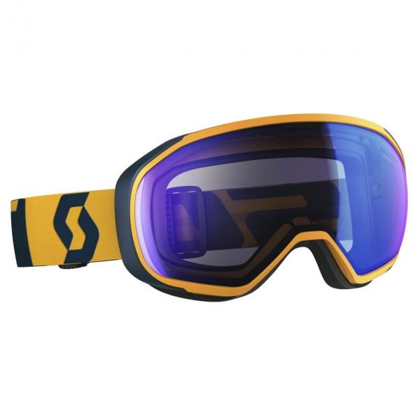 Scott - Goggle Fix Illuminator Blue Chrome - Ski goggles