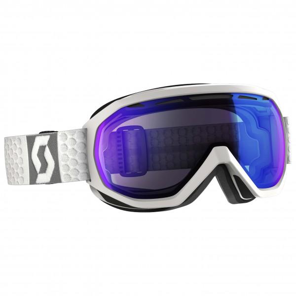 Scott - Notice OTG Illuminator Blue Chrome - Masque de ski
