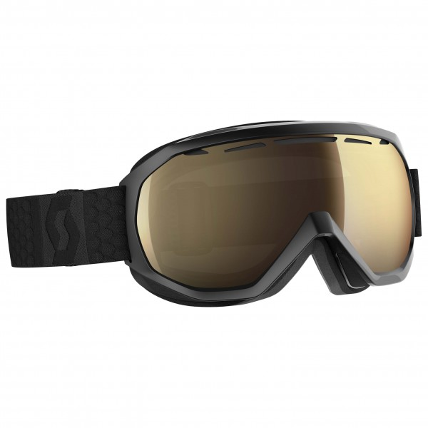 Scott - Notice OTG Light Sensitive Bronze Chrome - Ski goggl