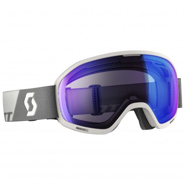 Scott - Unlimited II OTG Illuminator Blue Chrome - Ski goggl