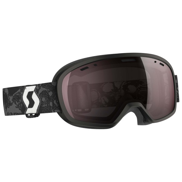 Scott - Kid's Buzz PRO Amplifier Silver Chrome - Ski goggles