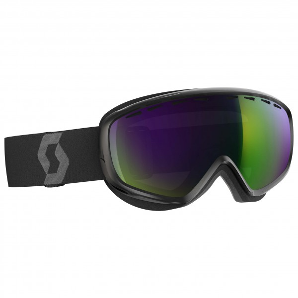 Scott - Women's Dana Amplifier Green Chrome - Ski goggles