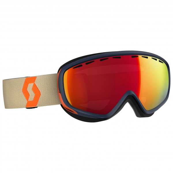Scott - Women's Dana Amplifier Red Chrome - Ski goggles