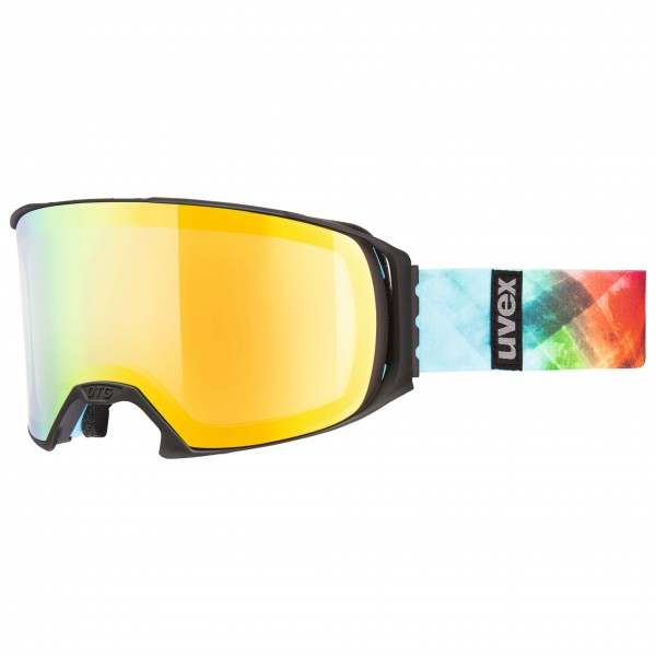 Uvex - Craxx Over The Glasses Full Mirror S3 - Skibrille