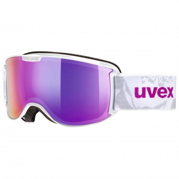 Uvex - Women's Skyper Full Mirror S2 - Masque de ski