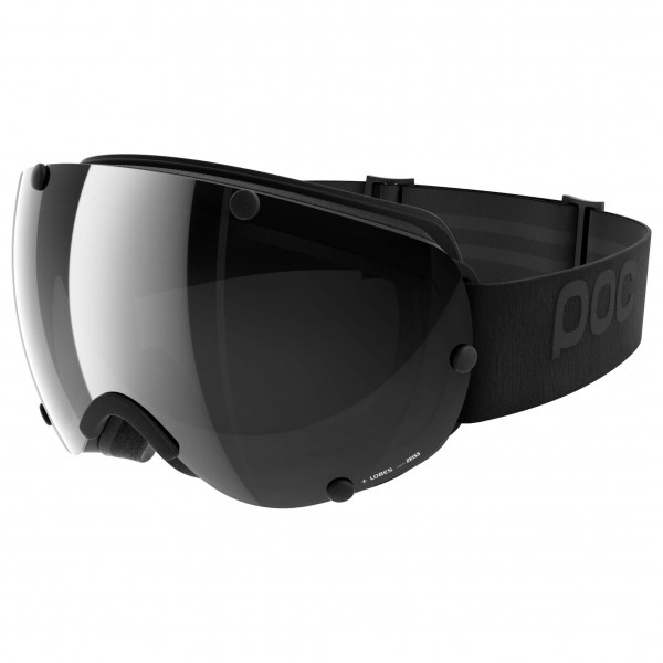 POC - Lobes All Black S4 - Skibrillen