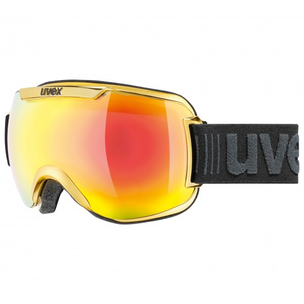 Uvex - Downhill 2000 Fullmirror Chrome S3 - Skidglasögon