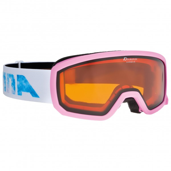 Alpina - Scarabeo Junior Doubleflex Hicon S2 - Skidglasögon
