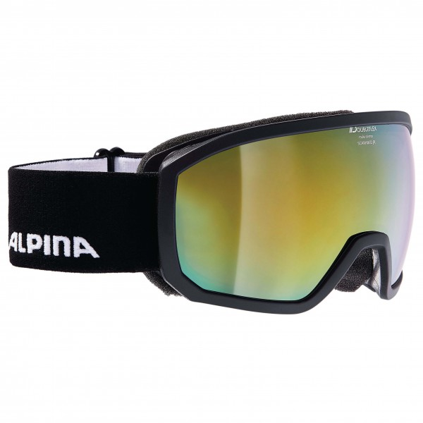 Alpina - Scarabeo Junior Multimirror S2 - Ski goggles