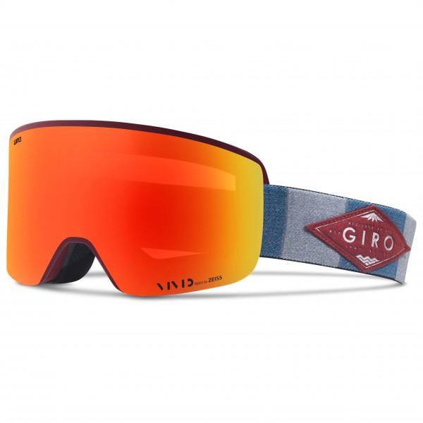 Giro - Axis Vivid S2 35% VLT/Vivid S1 58% VLT - Skibrille
