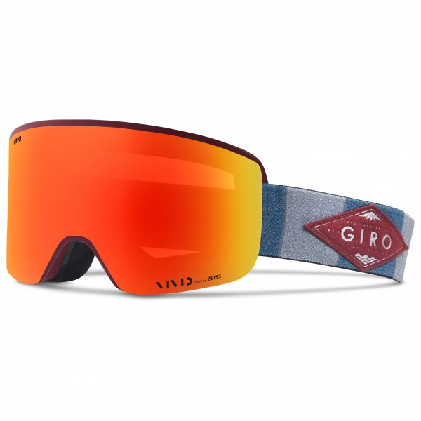 Giro - Axis Vivid S2/Vivid S1 - Skibriller