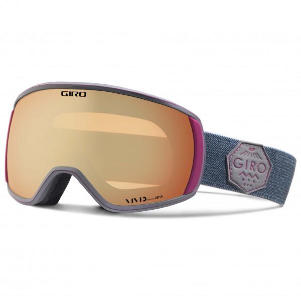 Giro - Women's Facet Vivid S2 - Laskettelulasit