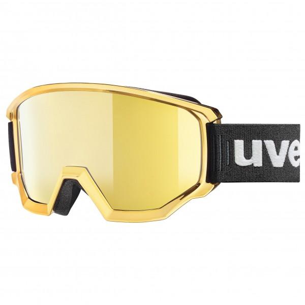 Uvex - Athletic Full Mirror Chrome S3 - Skibrillen