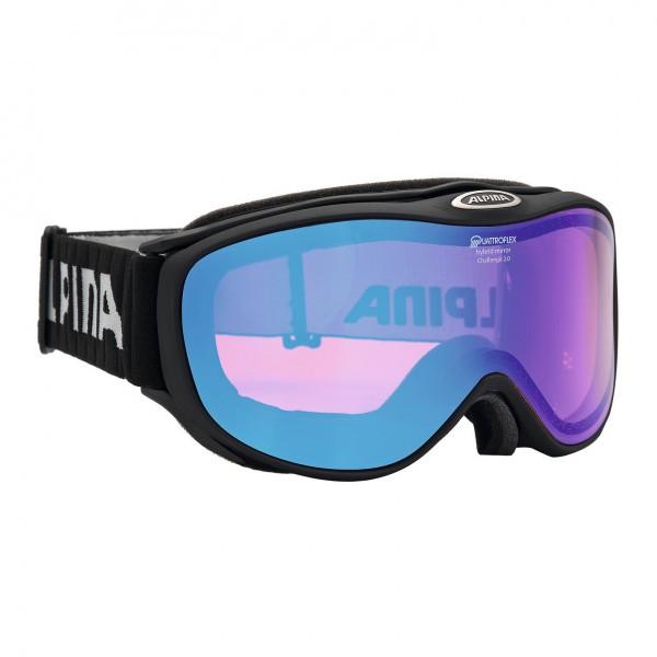 Alpina - Challenge 2.0 Quattroflex Mirror S2 - Skibrille