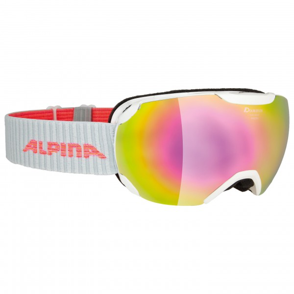 Alpina - Pheos S MultiMirror S3 - Ski goggles