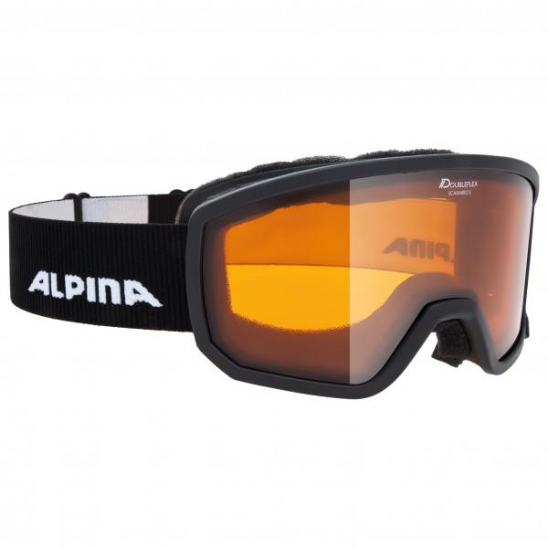 Alpina - Scarabeo S Doubleflex Hicon S2 - Skibrillen