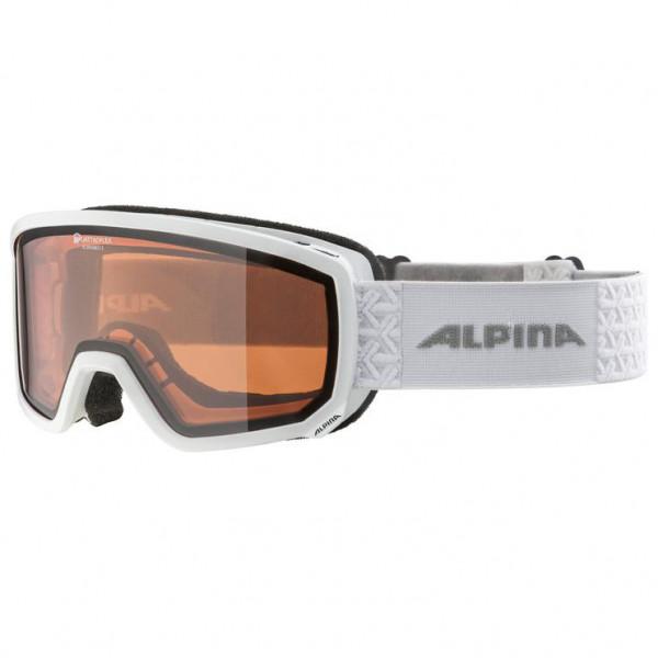 Alpina - Scarabeo S Quattroflex Hicon S2 - Skibrille