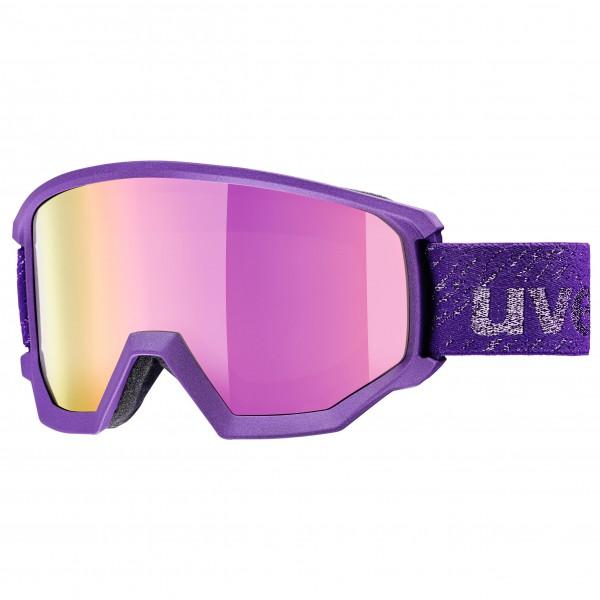 Uvex - Athletic Full Mirror S3 - Skibrillen