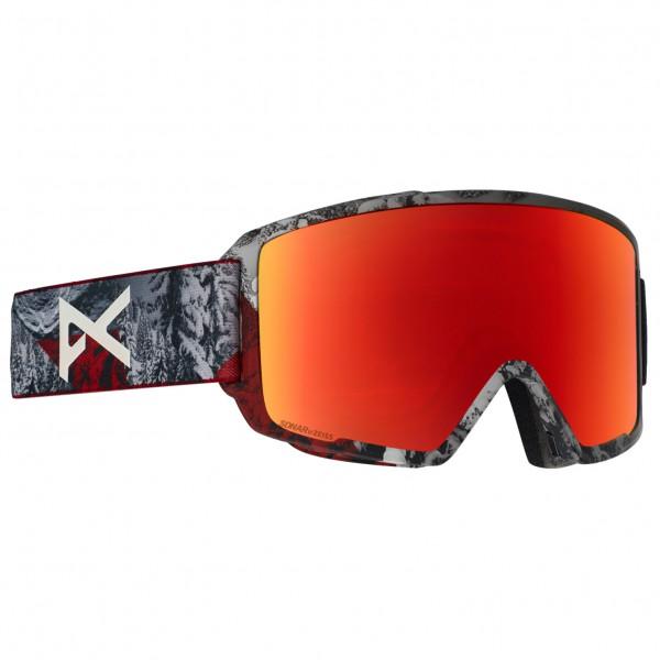 Anon - M3 MFI Sonar S3 (VLT 14%) + S1 (VLT 57%) - Ski goggles