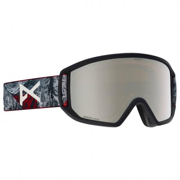 Anon - Relapse MFI Sonar S3 (VLT 14%) + S1 (VLT 55%) - Ski goggles