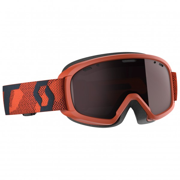 Scott - Goggle Junior Witty Chrome CAT S2 VLT 22% - Skibrillen