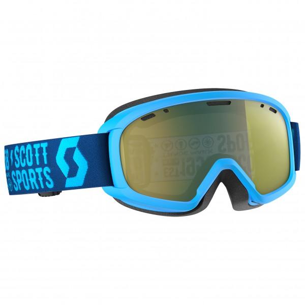 Scott - Goggle Junior Witty Chrome CAT S2 VLT 31% - Skibrille