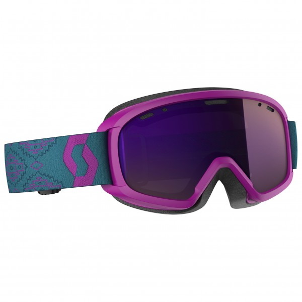 Scott - Goggle Junior Witty Chrome CAT S2 VLT 21% - Skibrillen