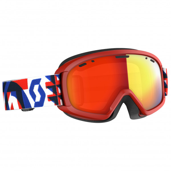 Scott - Kid's Goggle Witty Chrome S2 (VLT 29%) - Skibrille