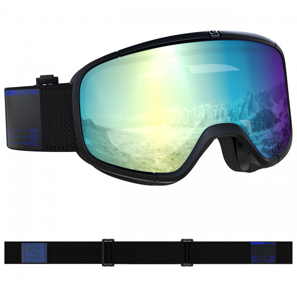 Salomon - Four Seven Photo S1-3 VLT 12-45% - Skibrille