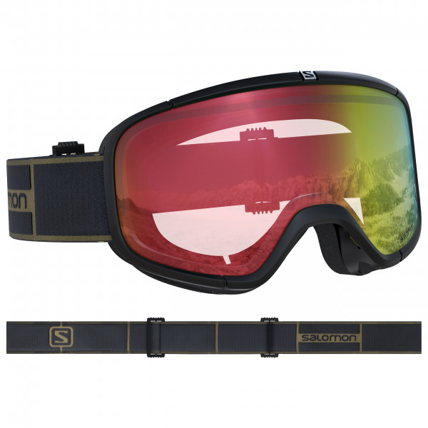 Salomon - Four Seven Photo S1-3 VLT 18-42% - Skibrille