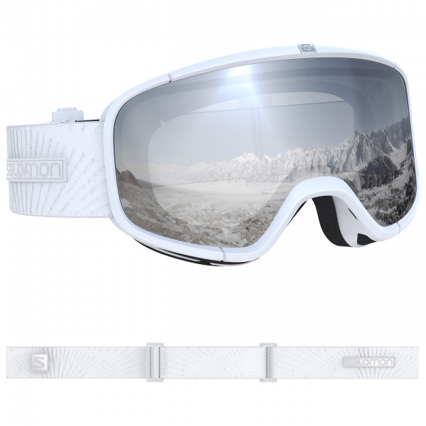 Salomon - Four Seven S2 VLT 25% - Ski goggles