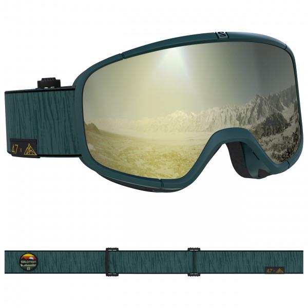 Salomon - Four Seven Sigma S3 VLT 11% - Ski goggles