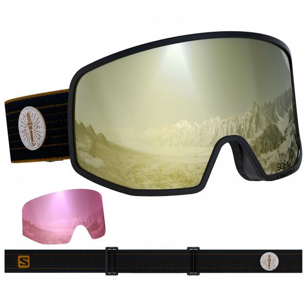 Salomon - Lo Fi S3 VLT 11% + S2 VLT 36% - Ski goggles