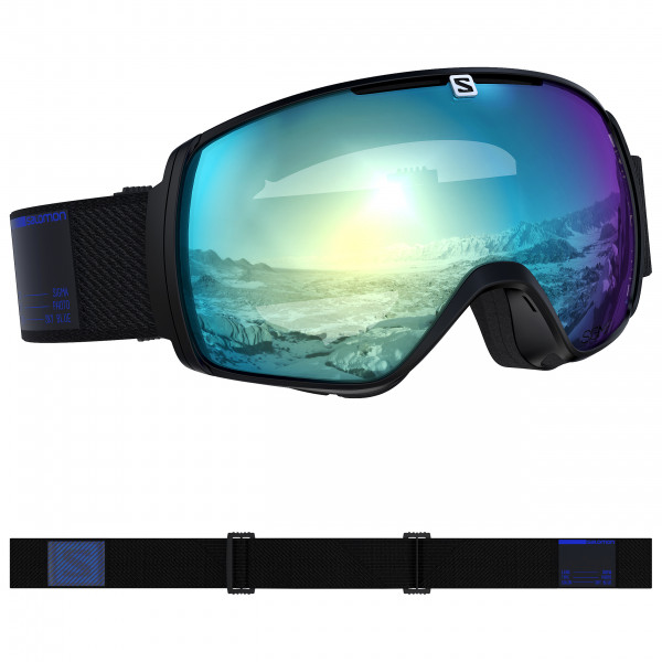 Salomon - XT One Photo S1-3 VLT 18-48% - Ski goggles