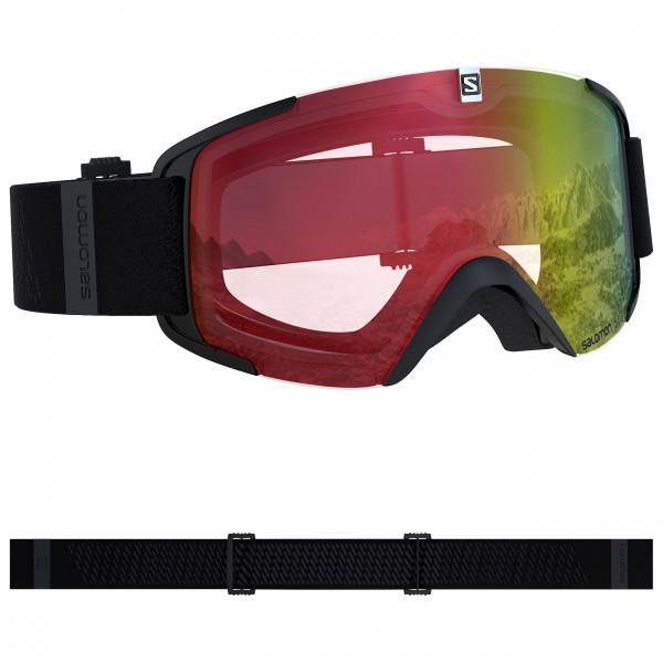 Salomon - XView Photo S1-3 VLT 13-48% - Ski goggles