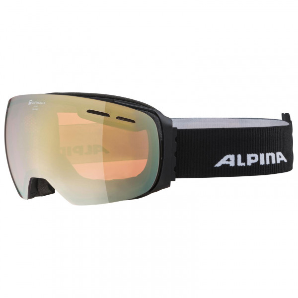 Alpina - Granby Quattroflex Hicon Mirror S2 - Masque de ski