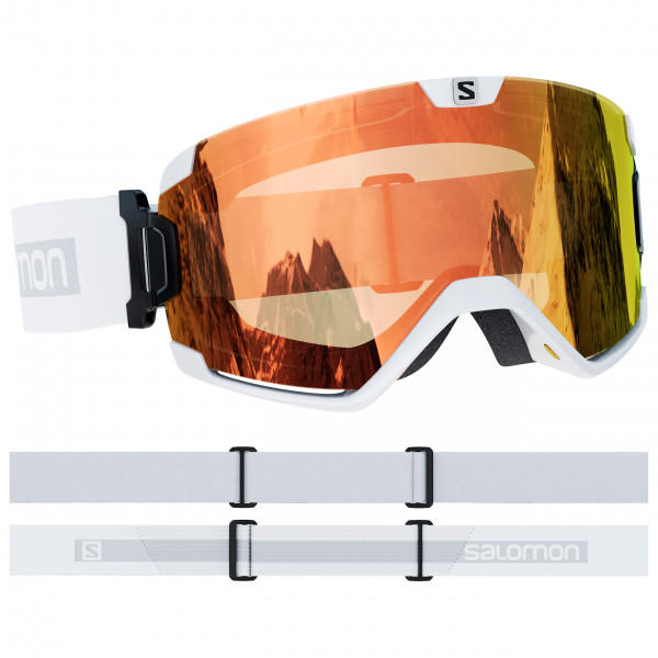 Salomon - Cosmic Photochromic S1-3 (VLT 60-18%) - Ski goggles