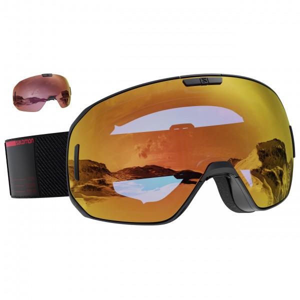 Salomon - S/Max Sigma +1 Lens S2 (VLT 19%) / S2 (VLT 36%) - Masque de ski