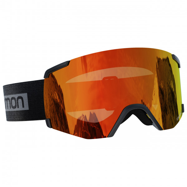 Salomon - S/View S2 (VLT 32%) - Ski goggles