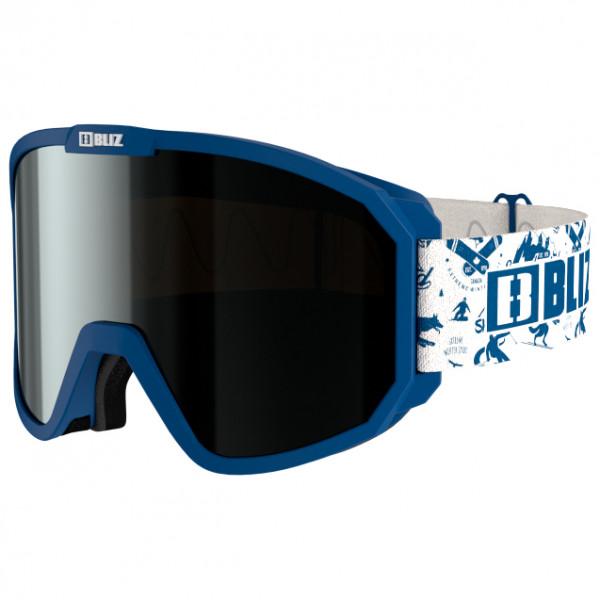 Bliz - Kid's Rave Mirror S3 VLT 18% - Ski goggles